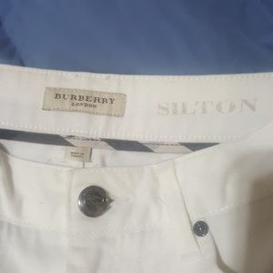 Burberry London Silton jeans